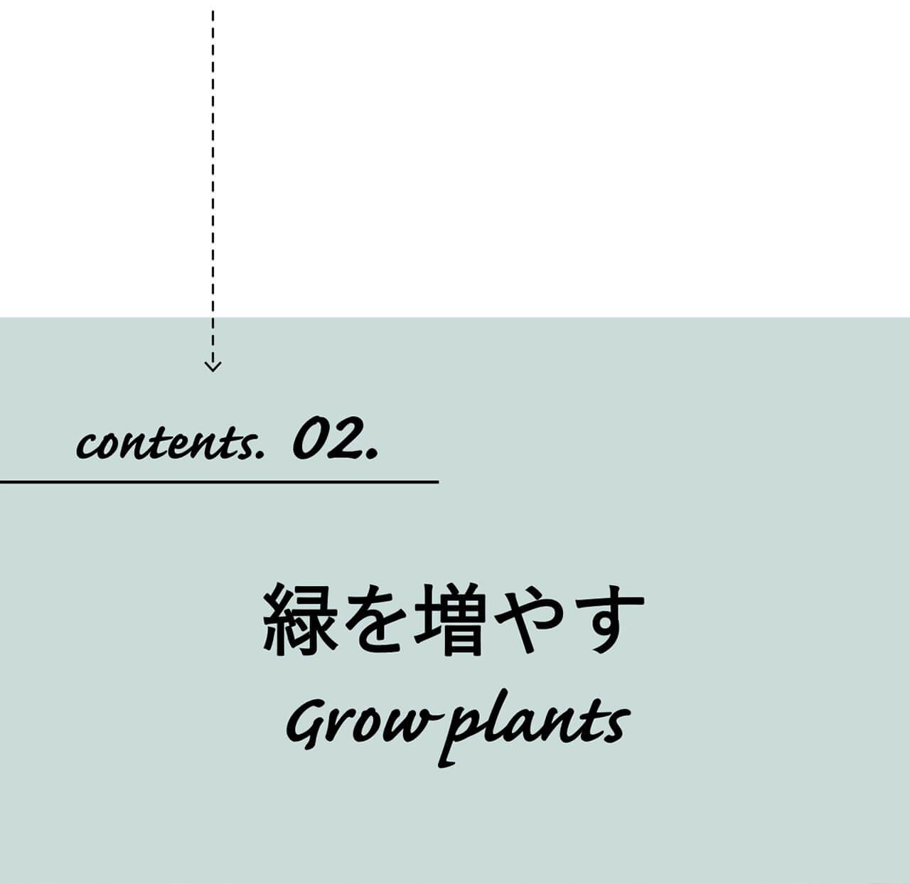 contents.02.植物を増やす grow plants