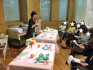 ルームレシピ『2015春の新作コーディネートイベント in 日本橋人形町』ご来場ありがとうございました。